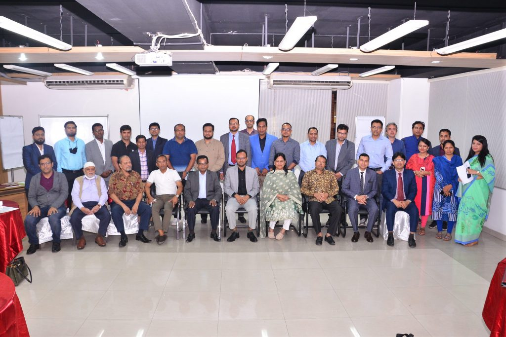 Our Director & COO Mr. Arifur Rahman FCCA, ACA and Mr. Saami Alam (Chief Rating Officer) has successfully completed two day work shop on Project Management and Strategic Learning at the Institute of Chartered Accountants of Bangladesh from 26 February 2021 to 28 February 2021.