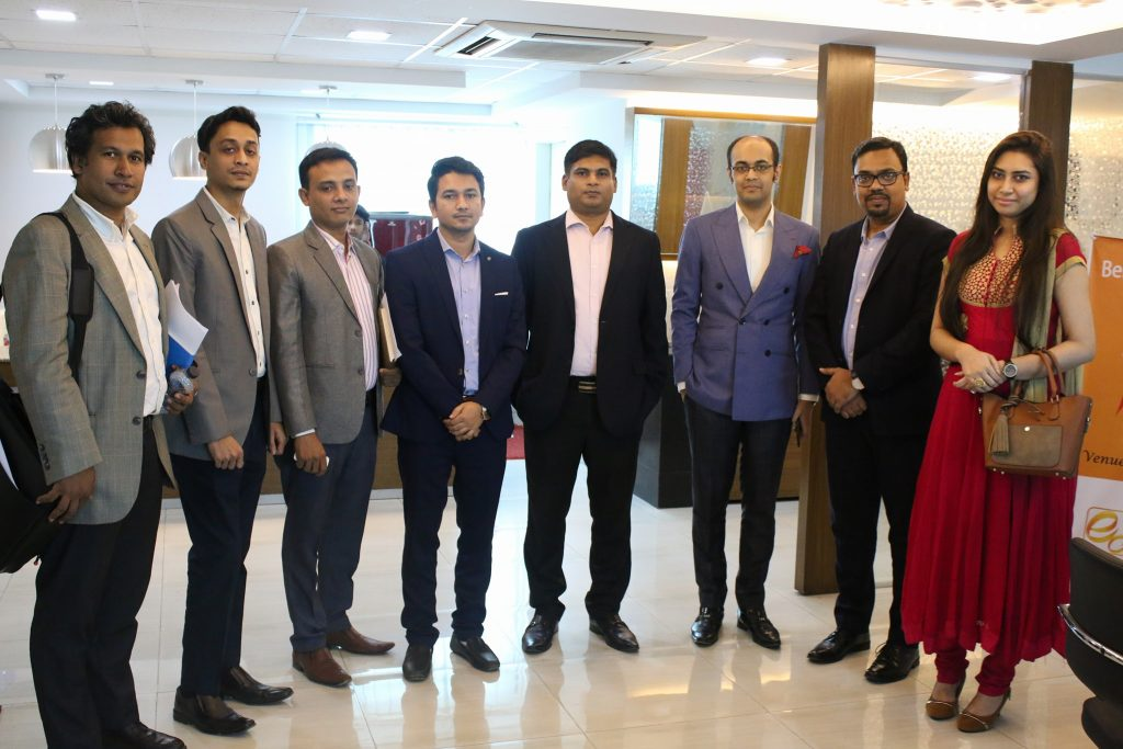 Emerging Credit Rating Limited (ECRL) conducted Training Session for City Bank on 'Benefits of Credit Rating' in City Learning Center